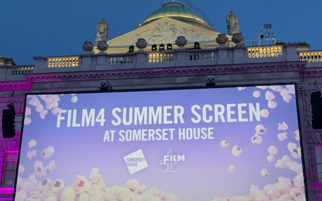 Somerset House, Summer Film Screening 2019